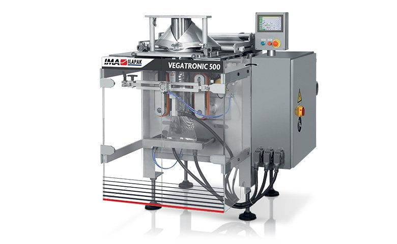 Ima Ilapak Vegatronic 500 bagger vertical form fill and seal packaging machine for pillow bag