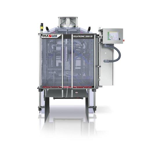 IMA Ilapak Vegatronic 2000 vertical bagger flexible packaging machine