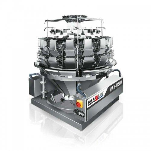 IMA Ilapak multi head weigher machine WA 16 for vertical packaging line