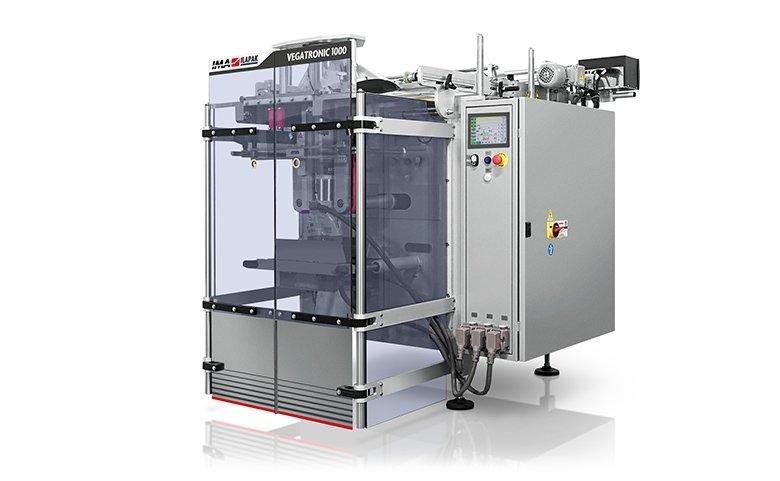Ima Ilapak Vegatronic 1000 vertical form fill seal bagger packaging machine