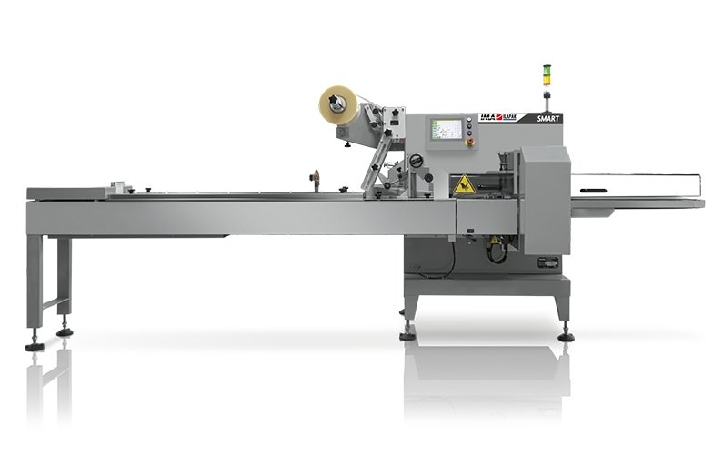 Ima Ilapak Smart for horizontal flow wrap form fill and seal packaging machine flow wrapper entry level